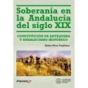 SOBERANIA EN LA ANDALUCIA DEL SIGLO XXI. Rubén Pérez Trujillano.