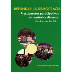 REFUNDAR LA DEMOCRACIA
