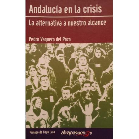ANDALUCIA EN LA CRISIS.  AL ALTERNATIVA A NUESTRO ALCANCE. Pedro Vaquero