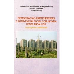 DEMOCRACIAS PARTICIPATIVAS E INTERVENCIÓN SOCIAL COMUNITARIA DESDE ANDALUCIA
