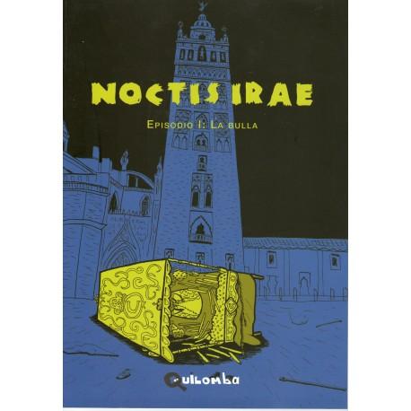 NOCTIS IRAE. Una visión insólita de la Semana Santa sevillana. Cómic.