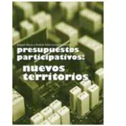 PRESUPUESTOS PARTICIPATIVOS: NUEVOS TERRITORIOS.