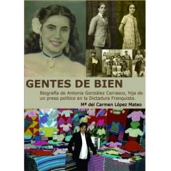 GENTES DE BIEN. Mari Carmen López Mateo.